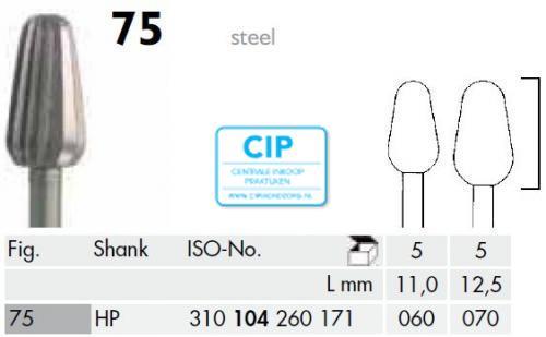 MEISINGER HP CARBIDE FRAIS 75/070 (1st)