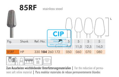 MEISINGER HP FRAIS 85RF060 (5st)