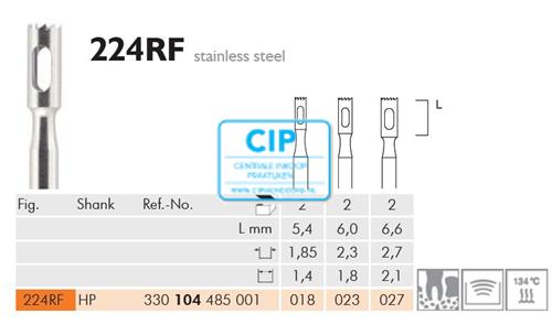 MEISINGER HP TREPAAN BOOR 224RF/023 (2st)