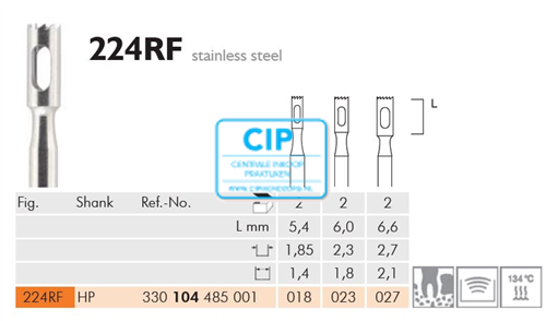 MEISINGER HP TREPAAN BOOR 224RF/027 (2st)