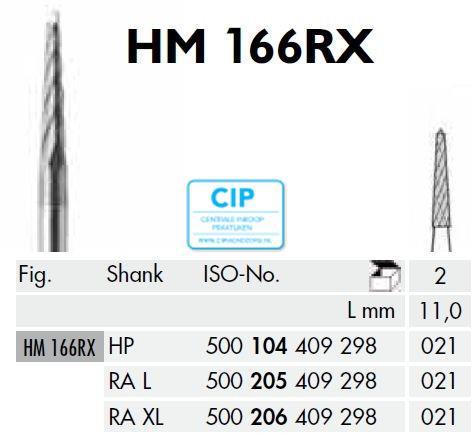MEISINGER HP BOREN 166RX021 (2st)