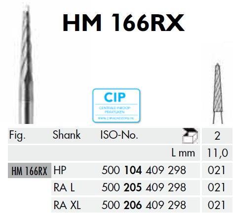 MEISINGER RA-XL BOREN 166RX021 (2st)