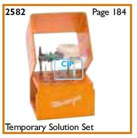 MEISINGER TEMPORARY SOLUTION KIT 2582