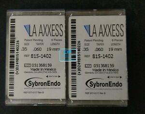 SYBRON-ENDO LA AXXESS LINE ANGLE INSTRUMENT NR.2 (6st)