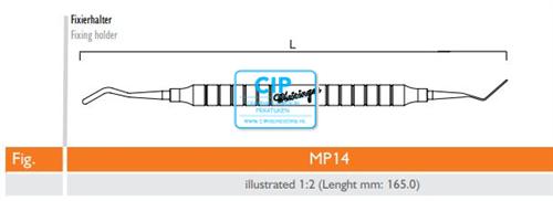 MEISINGER MASTER MP14 FIXING HOLDER (1st)