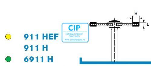 KOMET HP HYPERFLEX 911HEF180 (1st)