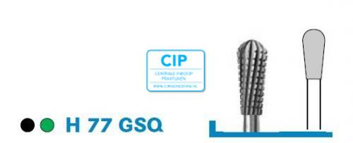 KOMET HP CARBIDE FRAIS H77GSQ040 (1st)