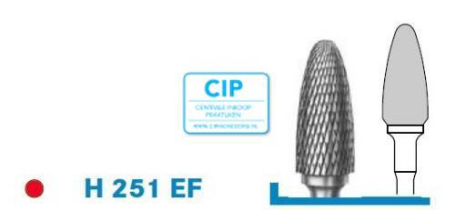 KOMET HP CARBIDE FRAIS H251EF060 (1st)