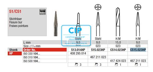 EDENTA LANCET FRAIS HP C515/023 (1st)