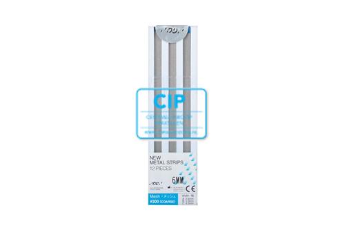 GC METALSTRIPS REFILL 6mm BLAUW TBV PREPARATIE NR.300 (12st)