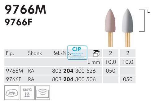 MEISINGER RA POLIIJSTPOINT 9766F050 (2st)