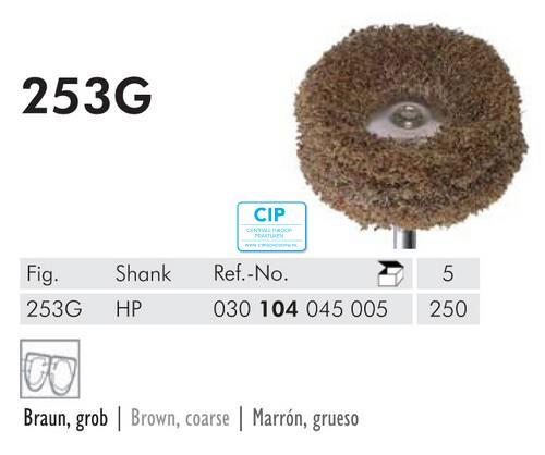 MEISINGER HP DIAMANT 253G250 (5st)
