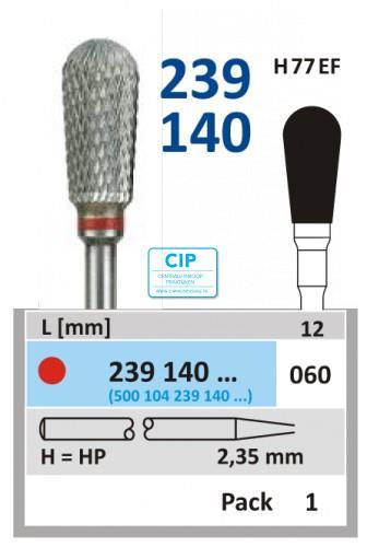 HORICO HP CARBIDE FRAIS 239140/060 (1st)