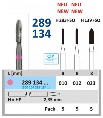 HORICO HP CARBIDE FRAIS 289134/023 (5st)