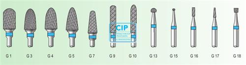 UPPERMAXI UPPER-MANT MARATON CARBIDE FRAIS G-4 (1st)