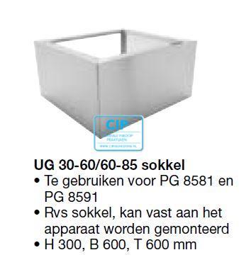 MIELE SOKKEL UG 30-60 / 60-85