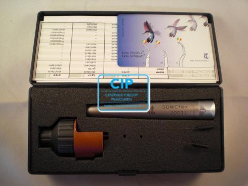 KAVO SONICFLEX LUX SCALER 2003LX MET LICHT (INCL. SLEUTEL/ZONDER TIPS)