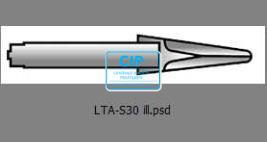 DENTATUS PROFIN LAMINEERTIPS LTA-S30/2 WIT (2st)