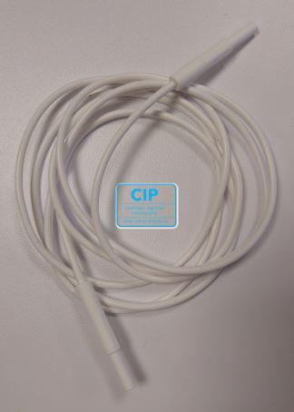 MICROMEGA MM CONTROL ELECTRODE/LIPCLIP KABEL (WIT)