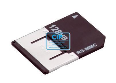 W&H MEMORY CARD TBV LISA 128mb