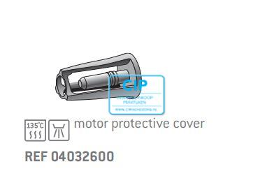 W&H ELCOMED MOTOR PROTECTIVE COVER