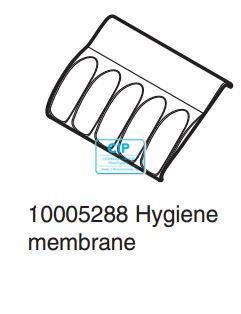 PLANMECA HYGIENE MEMBRAAN/SILICONENEN MAT TBV INTRUMENTEN PANEEL COMPACT i UNIT