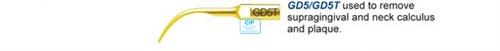 DTE TIP GD5T VOOR SATELEC/NSK (zoals Satelec tip nr.1)