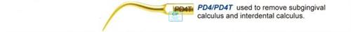 DTE TIP PD4T VOOR SATELEC (zoals Satelec P10)