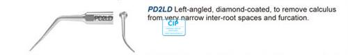 DTE TIP PD2LD VOOR SATELEC