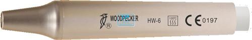 WOODPECKER HANDSTUK HW-6 METALEN BEHUIZING KLEUR BRONS (UITWISSELBAAR MET EMS-EN-041A