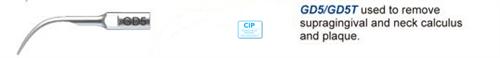 DTE TIP GD5 VOOR SATELEC/NSK (zoals Satelec tip nr.1)