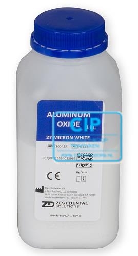 DANVILLE ALUMINIUM OXIDE 27 MICRON WIT TBV PREPSTART (500gr)