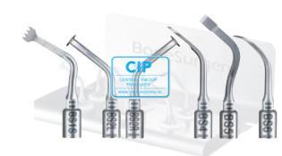 SATELEC PIEZOTOME BONE SURGERY KIT F87509 (tbv Piezotome, Implantcenter 2e generatie)