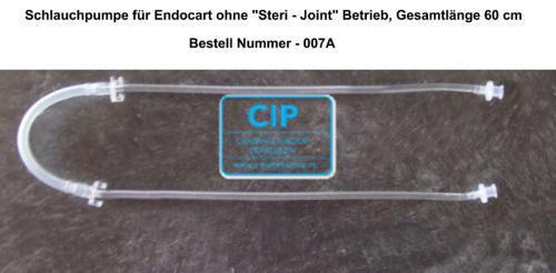 THOMAS IRRIGATIE SLANG KORT TBV ENDOCART 60cm (1st)