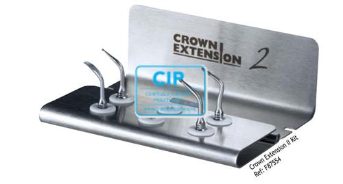 SATELEC CROWN EXTENSION CE SET 2 (tbv Piezotome, Implantcenter 2e generatie)