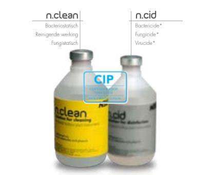 NSK REINIGINGSVLOEISTOF N-CLEAN (6x500ml)