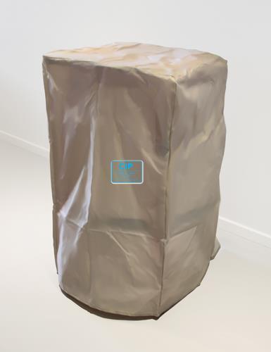 HOES VOOR NEWTRON / COCOON / JOLIE CART KLEUR WIT 50x42x80cm