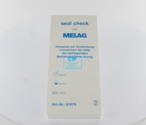 MELAG SEAL CHECK (100st)