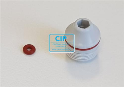 THOMAS CANULE ADAPTER TBV MEERFUNCTIESPUIT (incl 2 o-ringen, klein/groot)