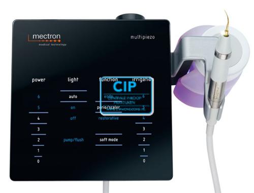 MECTRON MULTIPIEZO BLACK (LED HANDSTUK/INSERTS S1/S6/P10-2/FLESSEN/K6 SLEUTEL)