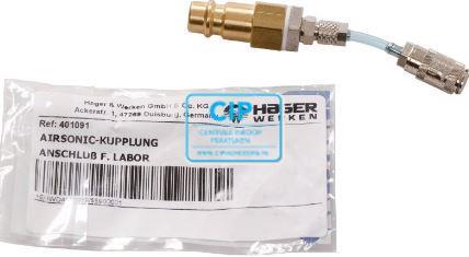 HAGER&WERKEN AIRSONIC MINI-BLASTER ADAPTER REF 401091