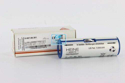 HEINE RESERVE-ACCU GROOT HANDVAT LI-ION