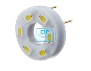 SATELEC NEWTRON SLIM B.LED BLAUW LED RING F62201