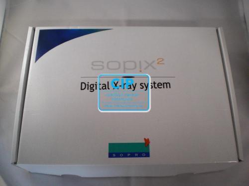 SOPRO SOPIX 2 USB DIGITAAL RÖNTGENSYSTEEM COMPLEET SIZE 1 (VOOR WINDOWS)