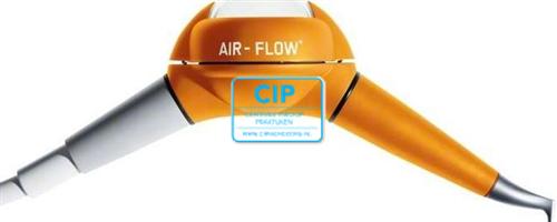 EMS AIRFLOW HANDY 2+ MET BIENAIR AANSLUITING