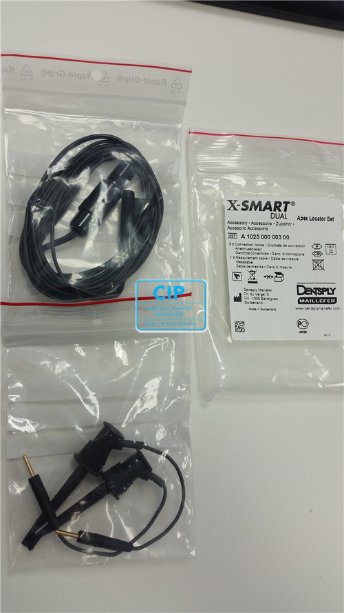 MAILLEFER X-SMART DUAL APEX LOCATOR SET (1 measurement cable + 2 hooks)