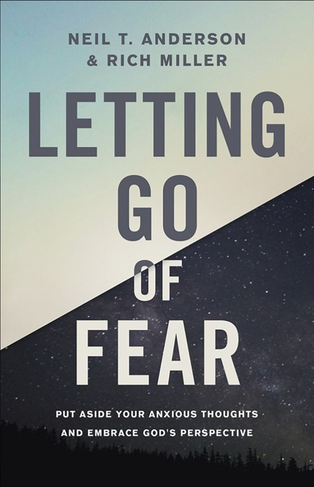 Letting Go Of Fear (Paperback)