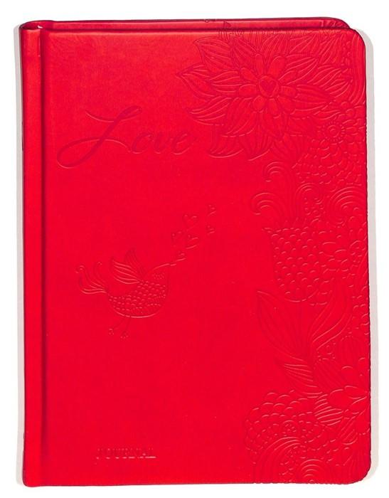 Journal: Love Rose (Imitation Leather)