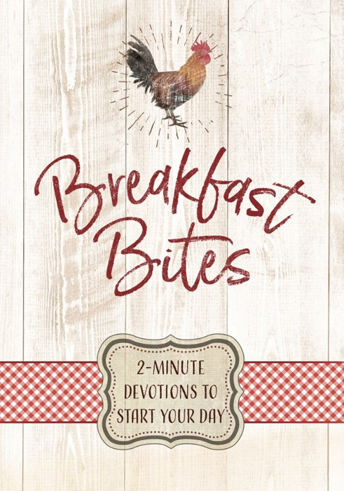 Breakfast Bites: 2-Minute Devotions to Start your Day (Hard Cover)