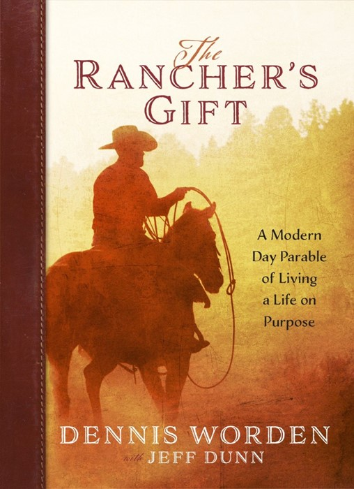 The Rancher's Gift (Hard Cover)